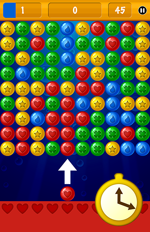 Bubble Shooter 60